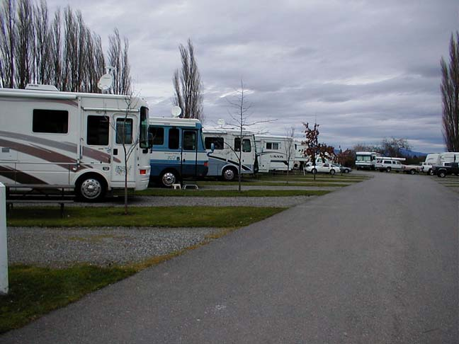 Washington State Campgrounds
